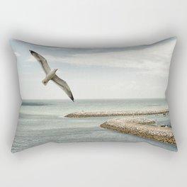 Plein ciel Rectangular Pillow