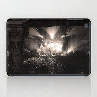 concert iPad Cases featuring A Concert by Rick Cohen