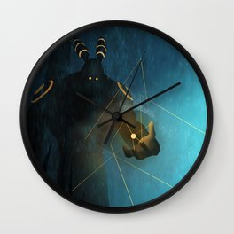 Lapinou Wall Clock