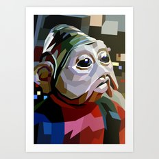 SW#10 Art Print