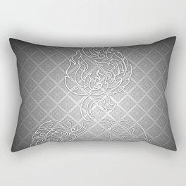 Art of Thailand. Rectangular Pillow