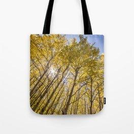 Sparkling Autumn Tote Bag