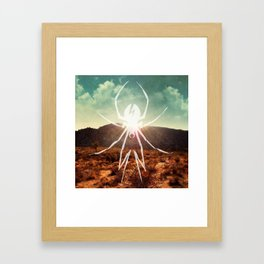 My Chemical Romance  - Danger Days Framed Art Print