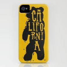 California iPhone (4, 4s) Slim Case