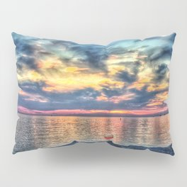 Wine & Sunsets Pillow Sham