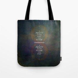 Continuum [CLR VER] Tote Bag