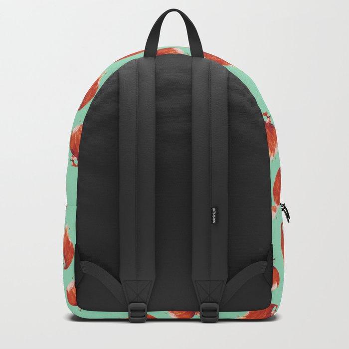 Kitsune (Fox of fire) Backpack