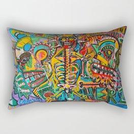 Dias de los Tollmann Rectangular Pillow