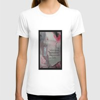 religious T-shirts featuring The Door----Religious Abstract Art --- John 10:9 --- by Saribelle Rodriguez by Saribelle Inspirational Art