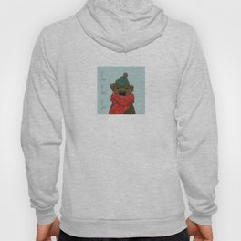 Let It Snow Hoody