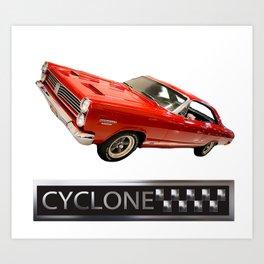 '67 Cyclone Art Print