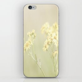 A Field of Yellow Flowers iPhone Skin
