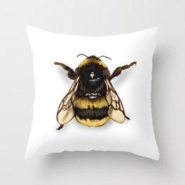 Bumble Throw Pillow