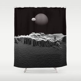 Another life Shower Curtain