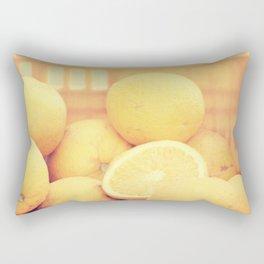 Bitter Juice Rectangular Pillow