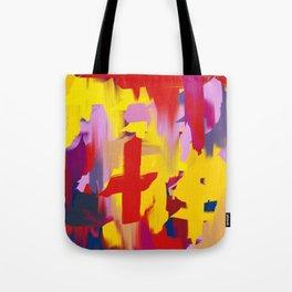 Positive Tote Bag