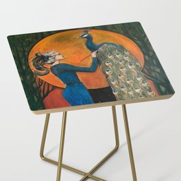 Origin of Inspiration Side Table