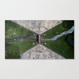 Puente de Boyaca Canvas Print
