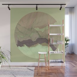 TOPOGRAPHY 003 Wall Mural