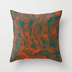 Error_ II Throw Pillow