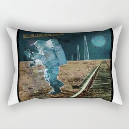 Can't Find My Way Home Rectangular Pillow