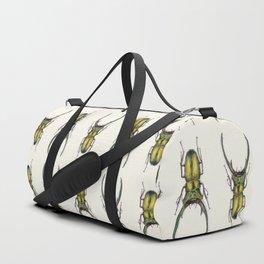 Cyclommatus Elaphus (Stag Beetle) Duffle Bag