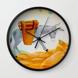 Viens je t'emmène ... Wall Clock