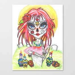 Sugar Canvas Print