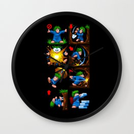 Strategy Time Wall Clock