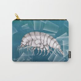 Eurythenes plasticus Carry-All Pouch