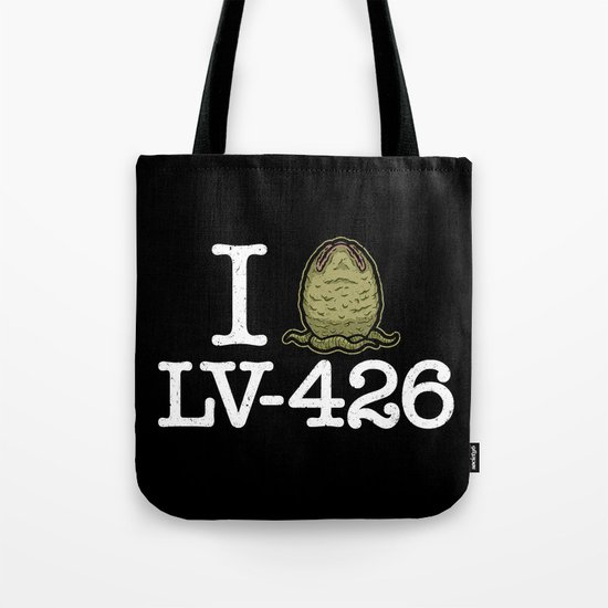 I Love LV-426 by mikehandyart