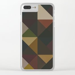 The Nordic Way XV Clear iPhone Case