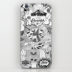 To Infinity And Beyond iPhone & iPod Skin