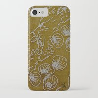 shells iPhone & iPod Cases featuring Shells by ANoelleJay