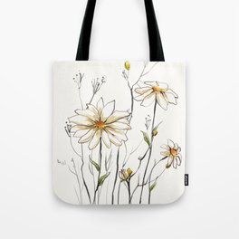 Flowers 4 Tote Bag