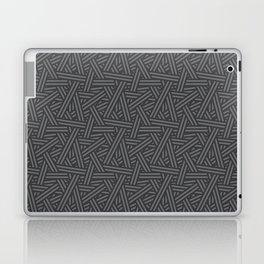 Interweaving Lines Laptop & iPad Skin