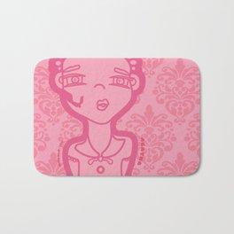 AGATHA (pink) Bath Mat
