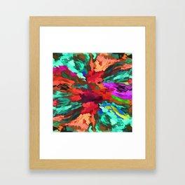 A La Mode (1) Framed Art Print