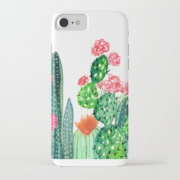 A Prickly Bunch 4 iPhone Case