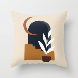 Abstract contemporary I Throw Pillow
