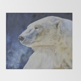 Aurora by Teresa Thompson Throw Blanket