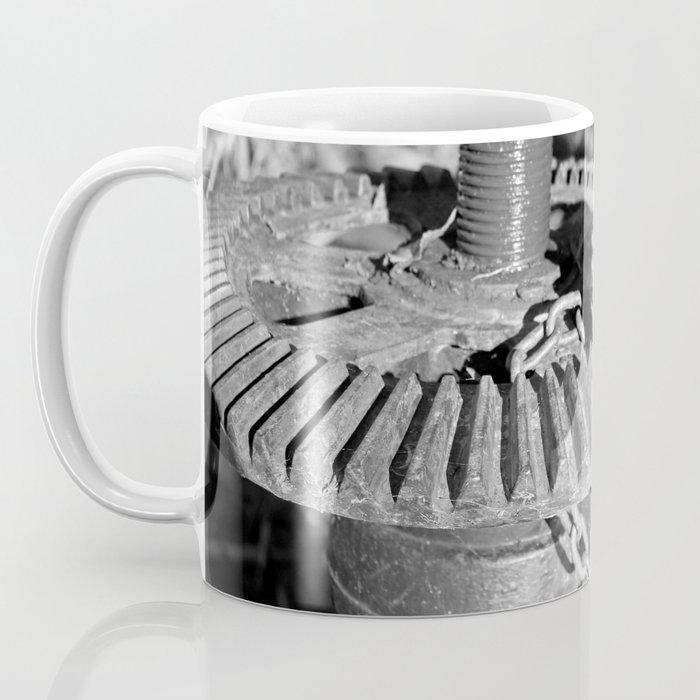 Green Gears Coffee Mug