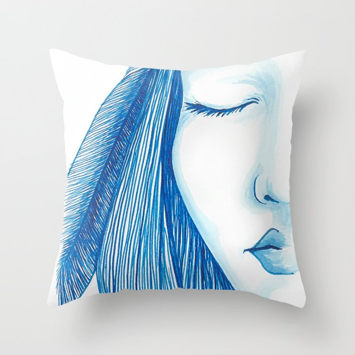 Resolve Throw Pillow