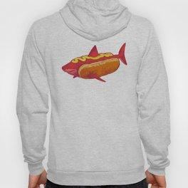 Mustard shark Hoody