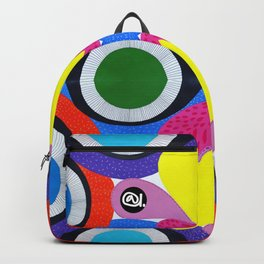 CRAZY COLORFUL Backpack