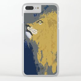 Stay Awake Clear iPhone Case