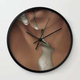 A Morte Argento I Wall Clock