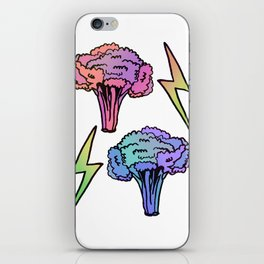 Veggie Power! iPhone Skin