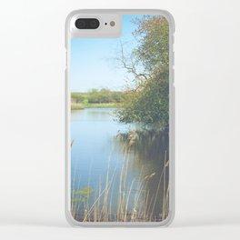 Mass Audubon, Marshfield, Massachusetts Clear iPhone Case