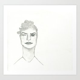Ananda Art Print